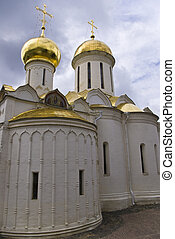 The ancient russian church