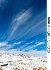 The Andes, Road Cusco- Puno, Peru, South America 4910 m ...
