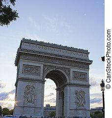Arc of Triomphe