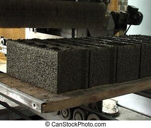 cinder block factory