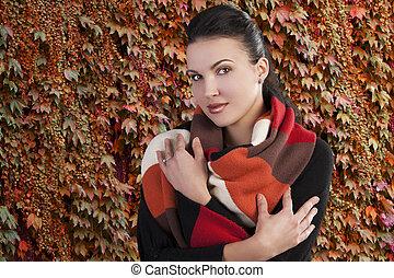 the autumn lady