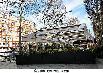 The Avenue des Champs-?lys?es