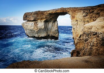 The Azure Window, Island of Gozo