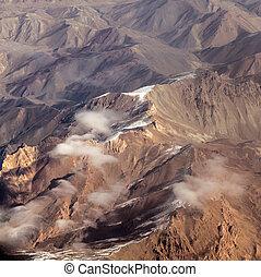 The Baba Mountain range of the Hindu Kush between Kabul and ...