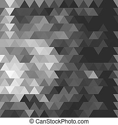 The background in silver color