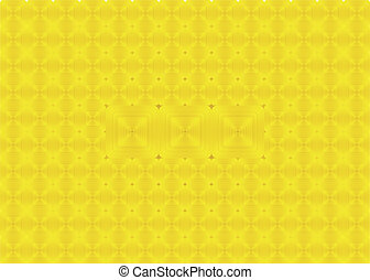 The background of the yellow square