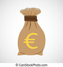 The bag of money
