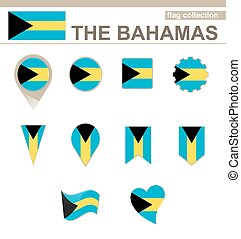 The Bahamas Flag Collection