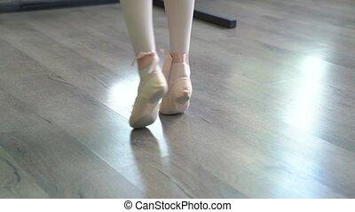 The Ballerina Feet