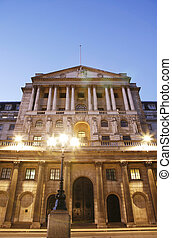 The Bank of England, London, UK