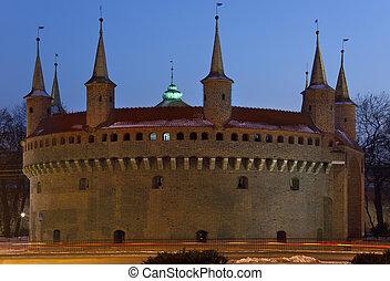 The Barbican - Krakow - Poland