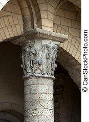 the Basilica of Saint-Martin, Tours, France