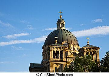 Basilica of St. Josaphat - The Basilica of St. Josaphat,...