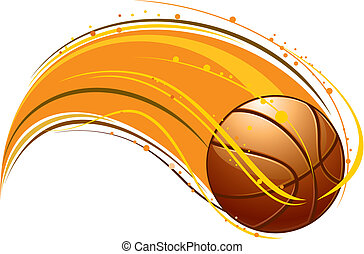basketball pattern - the basketball pattern background