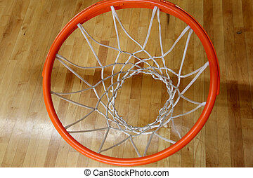 The basketball ring
