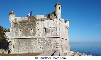 The Bastion Museum In Menton France - The Bastion Museum,...