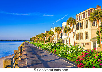 The Battery Charleston South Carolina - Charleston, South ...