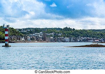 The Bay of Oban, Scotland