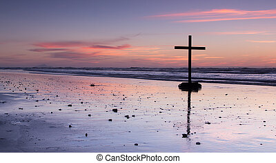 The Beach Cross