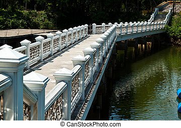 the beautiful bridge.