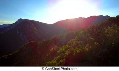 Castellane valley in France - The beautiful Castellane...