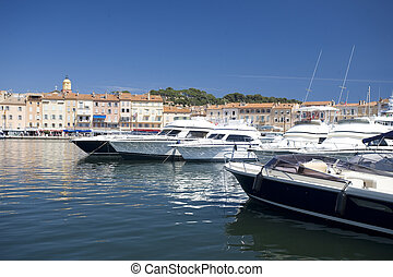 Saint Tropez - The beautiful Saint Tropez in France