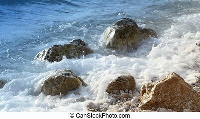 The beautiful seashore