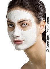 the beauty mask
