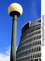 The Beehive, Wellington, New Zealand