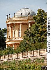 The Belvedere auf dem Klausberg, Sanssouci Park in Potsdam, Germany