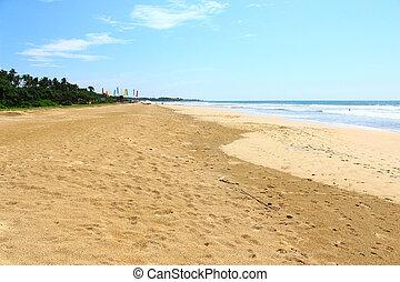 The Bentota Beach