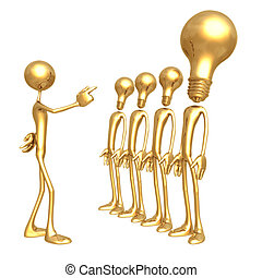 The Big Idea 01 - Concept & Presentation Figure 3D