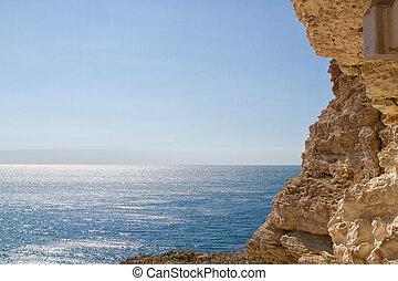 Black Sea coast near