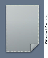 the blank rectangle template
