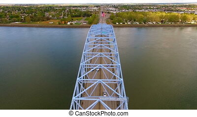 The Blue Bridge Intercity Columbia Crossing River Kennewick...