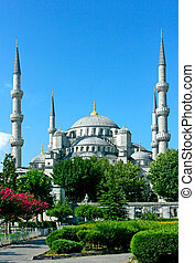 The Blue Mosque Istantbul