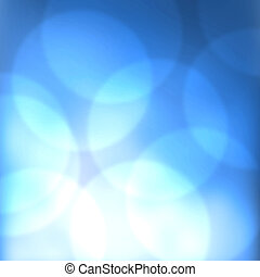 The blue sky with clouds, abstract background