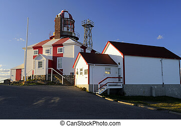 The Bonavista Lighthouse