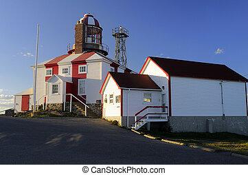 The Bonavista Lighthouse