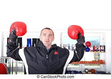 .the, boxer, mann