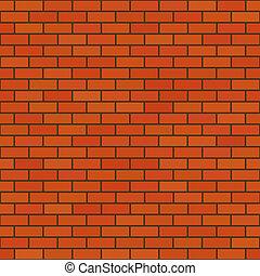 The brick wall