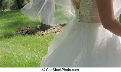 The Bride Goes