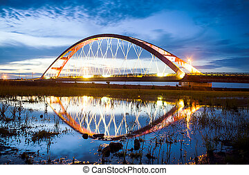 the Bridge of taiwan for adv or others purpose use