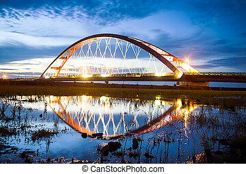 the Bridge of taiwan