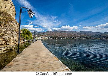 The Bridge of Wishes - Ohrid, Macedonia
