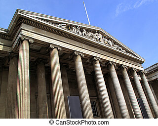 British Museum - The British Museum based in London's...