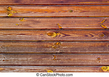 The brown wood texture. Background.