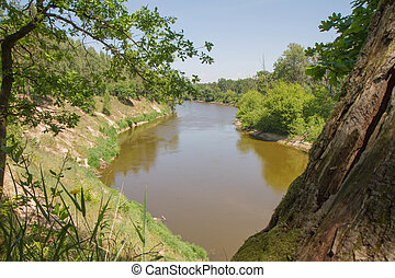 The Bug River