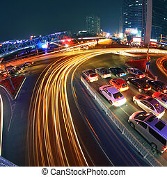 city traffic