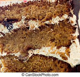 The Cake background.